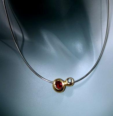Золотые украшения с бриллиантами 88